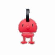 Hoptimist - Bag Tag Red