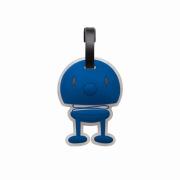 Hoptimist - Bag Tag Blue
