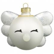 Hoptimist - Angel Bimble Weihnachtskugel (2 Stk.)