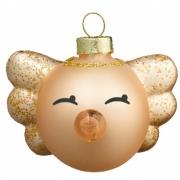 Hoptimist - Mini Angel Bimble Weihnachtskugel (3 Stk.)