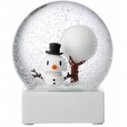 Hoptimist - Schneekugel Snowman