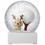 Hoptimist - Schneekugel Rudolf