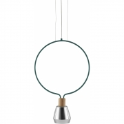 Incipit - Agata Geometrical Ceiling Lamp