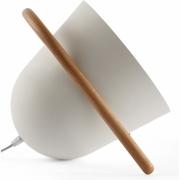 Incipit - Elma tragbare Stehleuchte Weiß