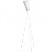 Northern - Oslo Wood lampadaire Blanc (Pied: Blanc)