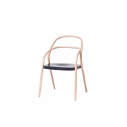 TON - 002 Stuhl Holz