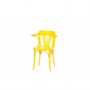 TON - 25 Armlehnstuhl lackiert