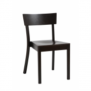 Chaise en bois Bergamo - TON