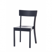 TON - Bergamo Stuhl lackiert