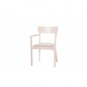 TON - Bergamo Armlehnstuhl lackiert