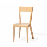 Chaise en bois Era 388 - TON