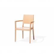 TON - Lyon 516 Armlehnstuhl Holz