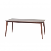 TON - Jutland Extending Table 140-200 x 90 cm | Antique Classic