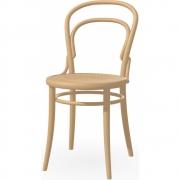 TON - 14 Stuhl Buche Natur mit Fußverbindung 27