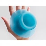 Droog - Sucker Saugnapf-Haken Aquamarinblau
