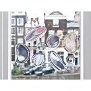 Droog - Window Drops Fenstersticker (8er Set)