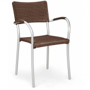 Nardi - Artica Wicker Armchair