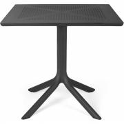 Nardi - Clip Table 70x70 cm | Anthracite