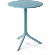 Nardi - Step Tisch Himmelblau
