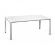 Nardi - Aria Side Table 100 x 60 cm | White