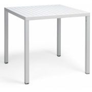 Nardi - Cube Table 80x80 cm | White