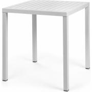 Nardi - Cube Tisch 70x70cm | Weiß