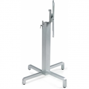 Nardi - Ibisco Table Frame Standard | Silver