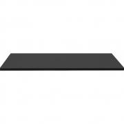Nardi - Piano Laminato Tabletop square 70x70 cm | Anthracite