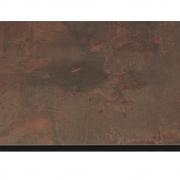 Nardi - Piano Laminato Tischplatte quadratisch 80x80 cm | Corten