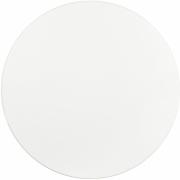 Nardi - Piano Werzalit-Topalit Tischplatte rund (ohne Befestigung) Ø 80 cm   Weiß