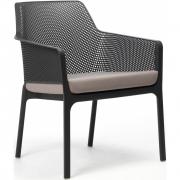 Nardi - Sitzkissen für Net Relax Stuhl Grey Stone