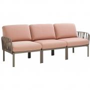 Nardi - Komodo 3-Sitzer Sofa