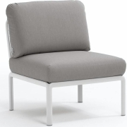 Nardi - Komodo Elemento Centrale Zentralelement Weiß | Grau