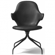 &tradition - Catch JH2 Chair with swivel