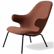 &tradition - Catch JH14 Lounge Chair with Round Tube