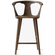 &tradition - In Between SK7 Bar Stool 65 cm | Smoked