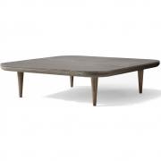 &tradition - Fly Table Loungetisch Pietra Di Fossena / Eiche geräuchert