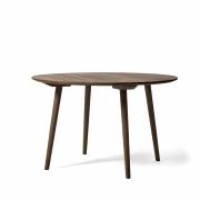 &tradition - In Between SK4 Tisch rund 120 cm   Eiche geräuchert