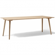 &tradition - In Between SK5 Table 200 x 90 cm | Oak clear