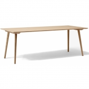 &tradition - In Between SK6 Table 250 x 100 cm | Oak clear