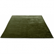 &tradition - The Moor AP7 Rug 300 x 200 cm | Green Pine