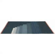 &tradition - Another Rug Teppich 240 x 170 cm | Blau