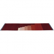 &tradition - Another Rug Teppich 240 x 90 cm | Rot