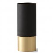 &tradition - True Color LP6 Vase Messing / Schwarz