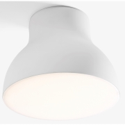 &tradition - Passepartout JH11 Ceiling and Wall Lamp Ø 20 cm | Matt White