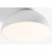 &tradition - Passepartout JH12 Ceiling and Wall Lamp Ø 28 cm | Matt White