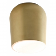 &tradition - Passepartout JH10 Ceiling and Wall Lamp Ø 15,5 cm | Gold