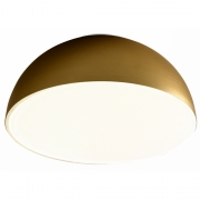&tradition - Passepartout JH12 Ceiling and Wall Lamp Ø 28 cm | Gold
