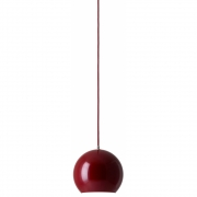 &tradition - Topan Pendant Deep Red
