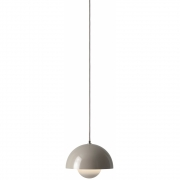&tradition - Flowerpot VP1 Pendant Lamp Grey Beige